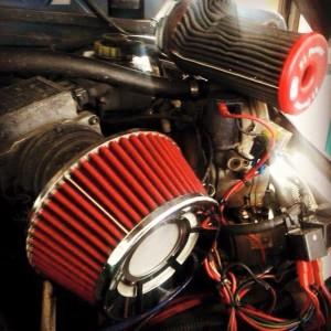 Range Rover Scarico e filtro